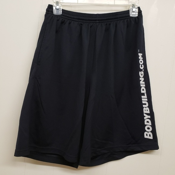 Other - Black Men's Basketball Shorts w/ Pockets